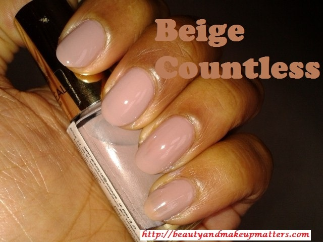 L'Oreal-Color-Riche-Nail-Paint-Beige-Countless-NOTD