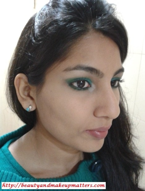 Look-for-Green-with-Envy-Eye-Make-up