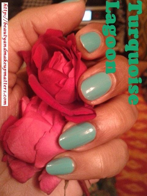 Maybelline-Express-Finish-Nail-Enamel-Turquoise-Lagoon-NOTD