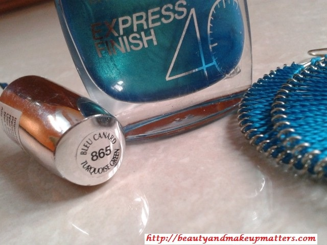 Maybelline-Express-Finish-Nail-Paint-Turquoise-Green-Review