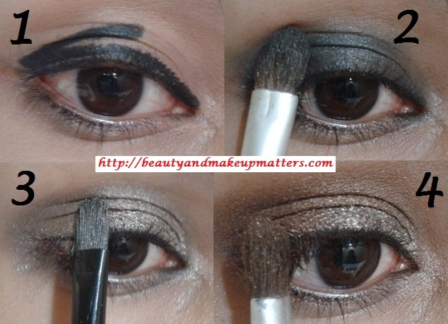 Metallic-Shimmery-Bronze-Eyes-With-Maybelline-Bad-To-Bronze-Look1