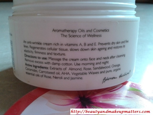Aroma-Magic-Almond-Nourishing-Anti-Wrinkle-Cream-Claims