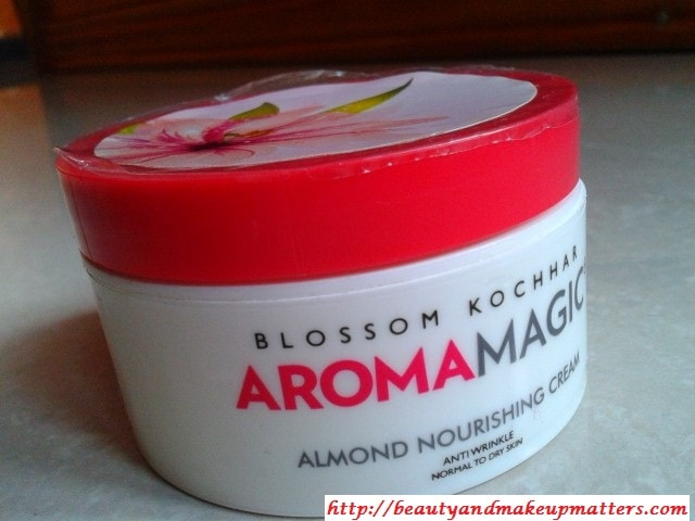 Almond Cream For Skin Almond Nourishing Cream