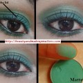 Eye-Makeup-using-Inglot-Freedom-System-EyeShadow-Matte372
