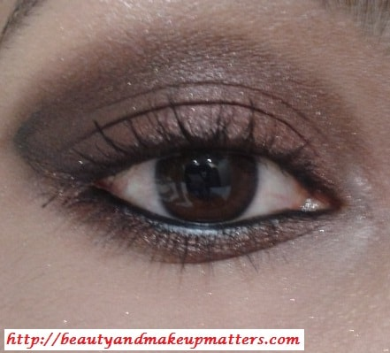 Eye Makeup Tutorial –Metallic Copper Brown Smokey Eyes ... - photo#3