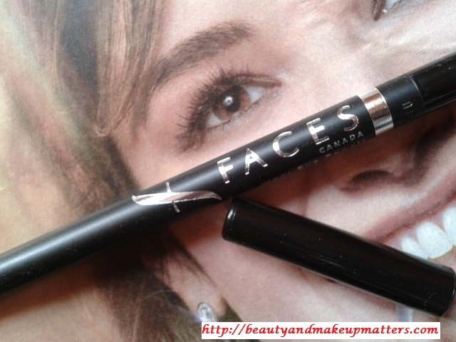 Faces-Canada-Long-Wear-Eye-Pencil-Solid-Black