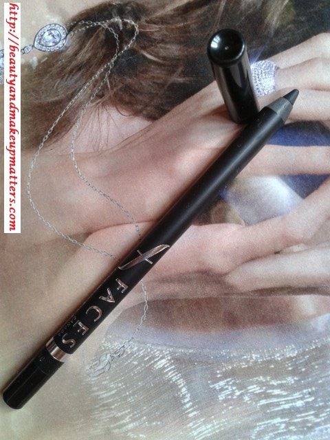Faces-Canada-Long-Wear-EyePencil-SolidBlack