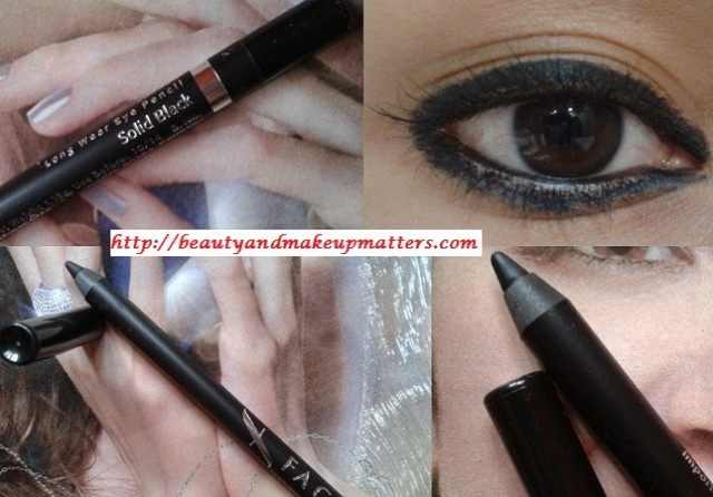 Faces-Long-Wear-Eye-Pencil-SolidBlack-Look
