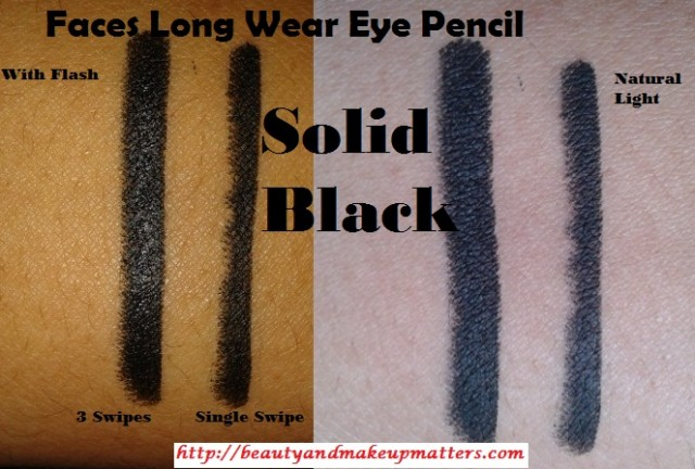Faces-Long-Wear-Eye-Pencil-Swatch