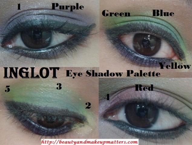 Inglot-Freedom-System-Eyeshadow-Palette-EOTD