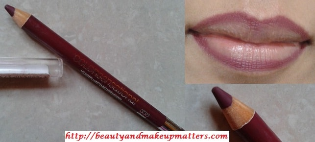 Maybelline-ColorSensational-Lip-Liner-Midnight-Plum-338-Look
