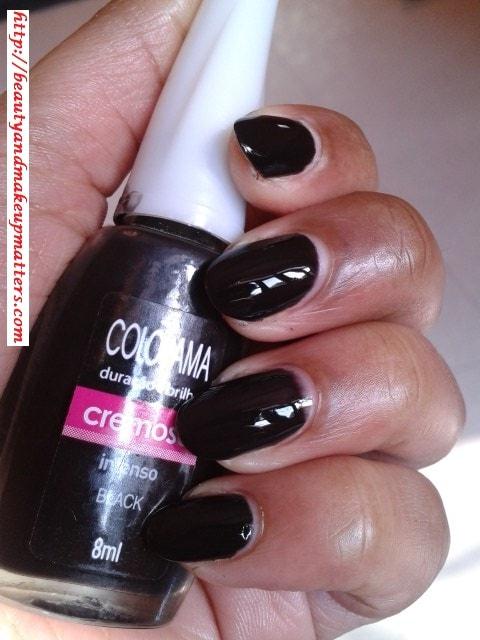 Maybelline-Coloroma-Nail-Polish-Black-Swatch