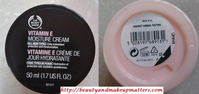 The-Body-Shop-Vitamin-E-Moisture-Cream-Review