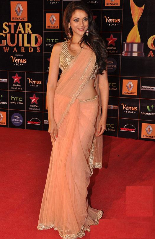 Aditi-Rao-Hyadri-At-2013-Renault-Star-Guild-Awards