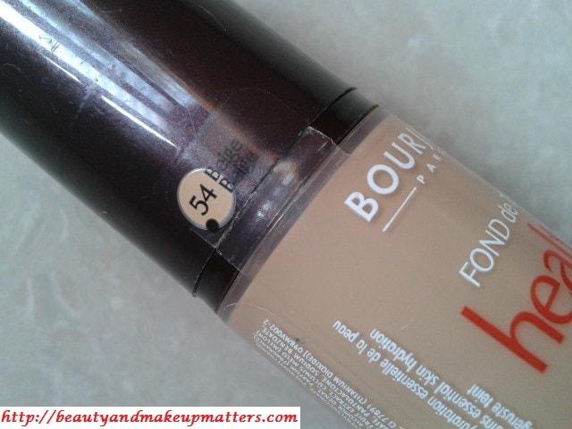Bourjois-Foundation-Healthy-Mix-54-Beige-Review