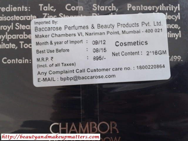 Chambor-Silver-Shadow-Compact-Price