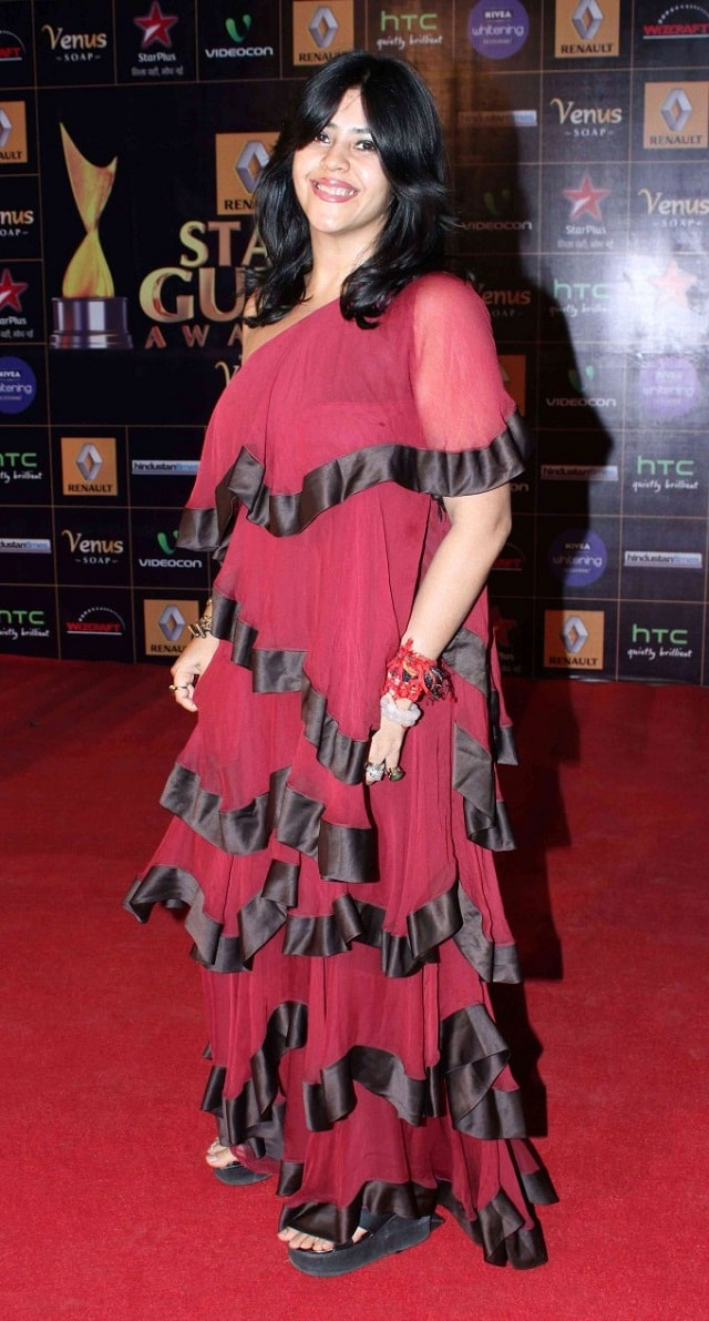 Ekta-Kappor-At-2013-Renault-Star-Guild-Awards