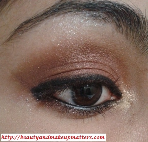 Copper Brown Eye Makeup Tutorial, Look - Beauty, Fashion ... - photo#2