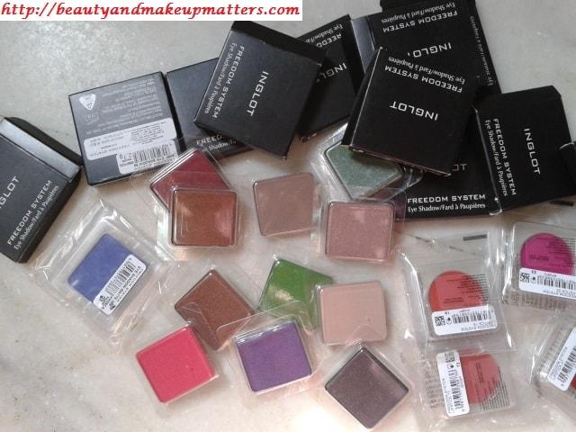 Inglot-Cosmetics-Freedom-System-EyeShadows-Lipsticks