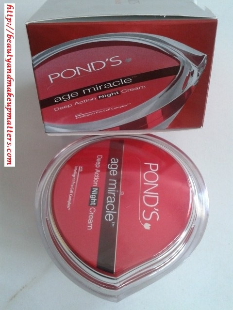 Ponds-Age-Miracle-Deep-Action-Night-Cream-Review