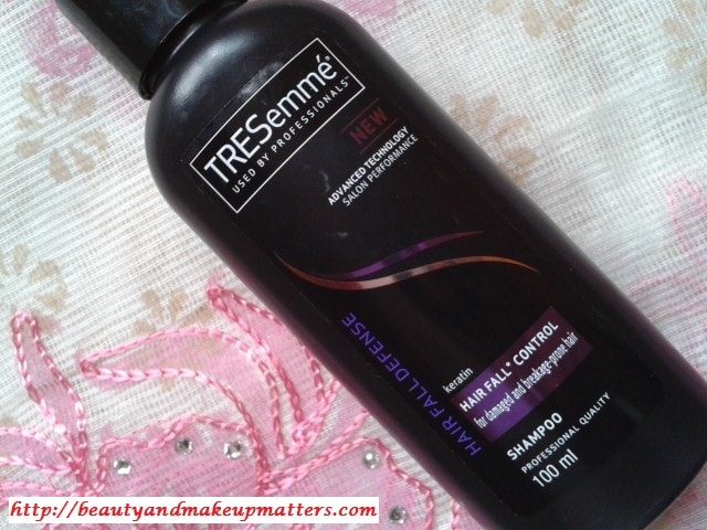 Tresmme-Hair-Fall-Defense-Shampoo-Review