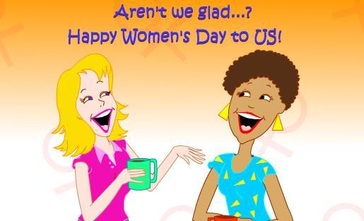 HappyWomen'sDay