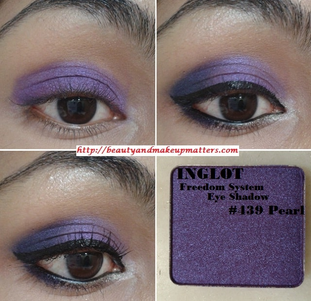 Inglot-Freedom-System-Eye-Shadow-439-Pearl-EOTD