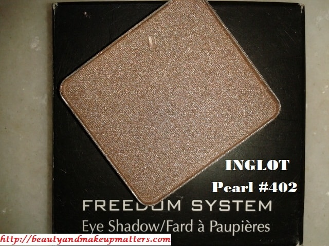 Inglot-Freedom-System-Eye-Shadow-Pearl402-Review
