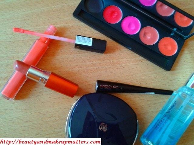 Makeup-Favorites-March