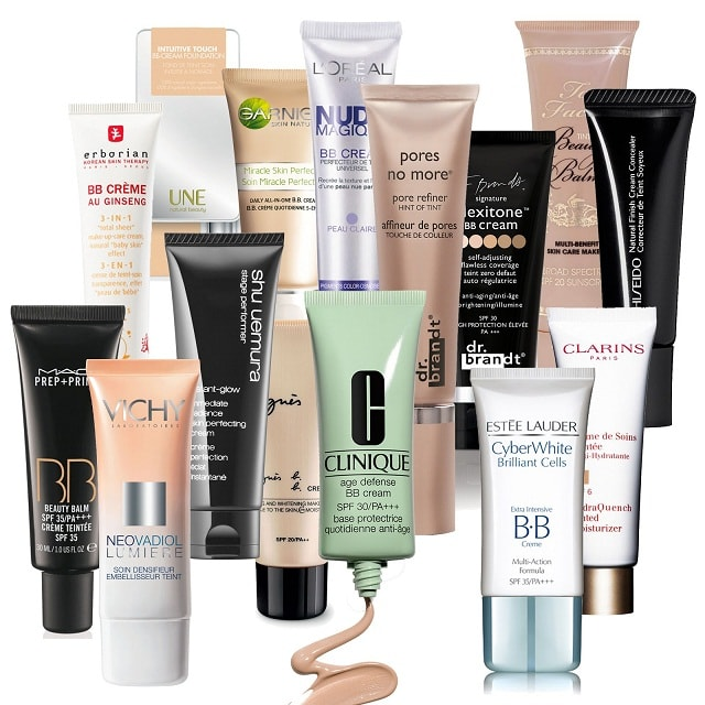 One Step Wonder-BB creams