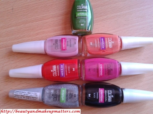SwatchFest-7-Maybelline-Coloroma-Nail-Enamels