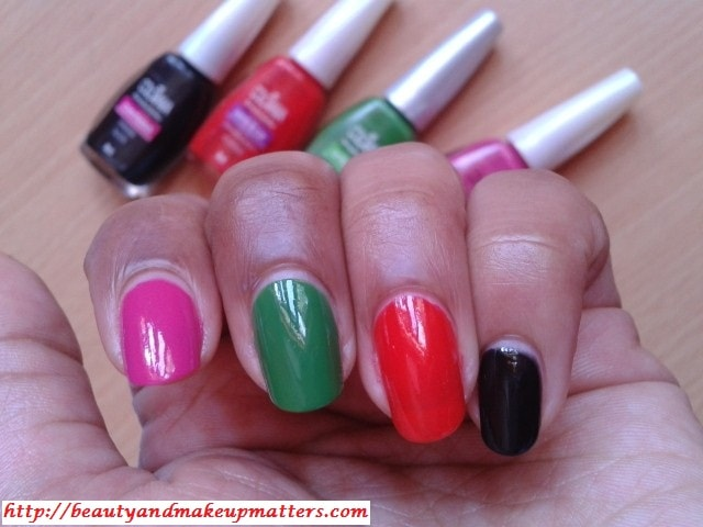SwatchFest-Maybelline-Coloroma-Nail-Paints-NOTD