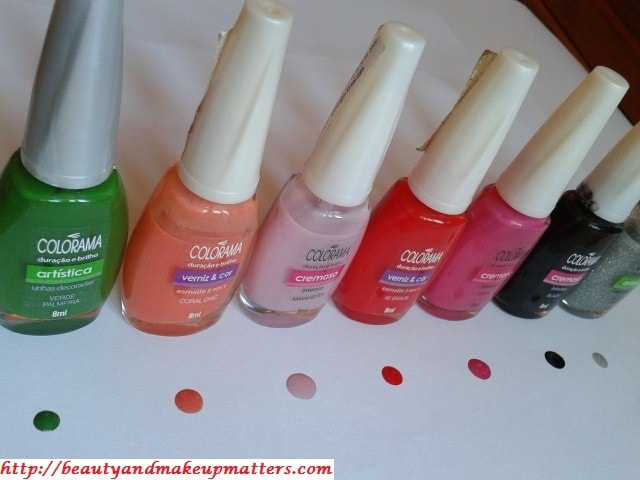 SwatchFest-Maybelline-Coloroma-Nail-Paints-Swatch