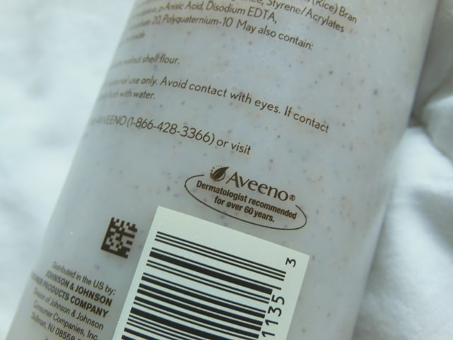Aveeno Body Wash Review