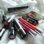 Revlon and L'Oreal lipsticks Shopping