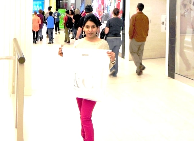 Shopping@ NYC