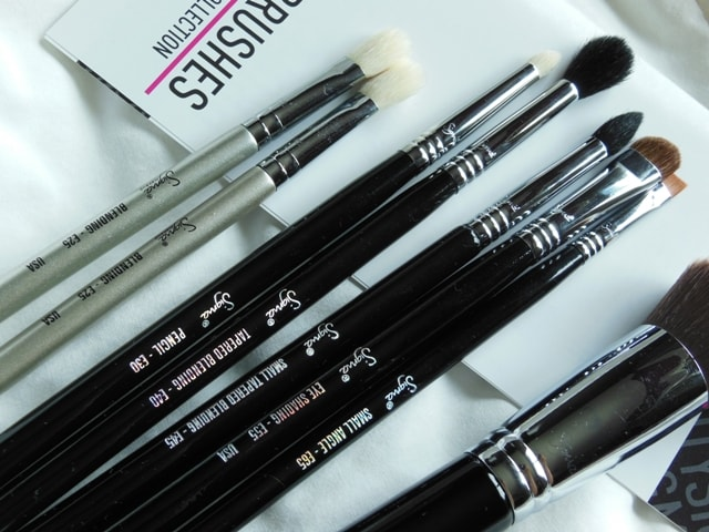Sigma Eye Makeup Brushes