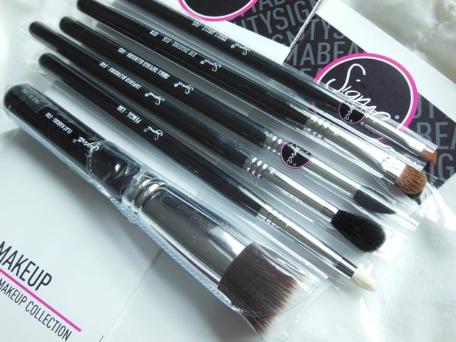 SigmaBeauty Professional Makeup Brushes-F80