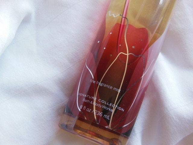 Bath and Body Works Fine Fragrance Mist Japanese Cherry Blossom Review