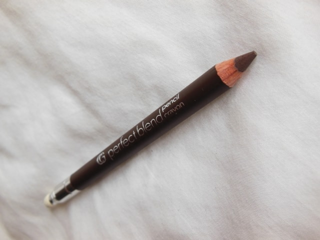 Covergirl Perfect blend Eye Liner-Black Brown Review