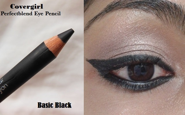 Covergirl-Perfect-blend-Eye-Pencil-Basic-Black-Look
