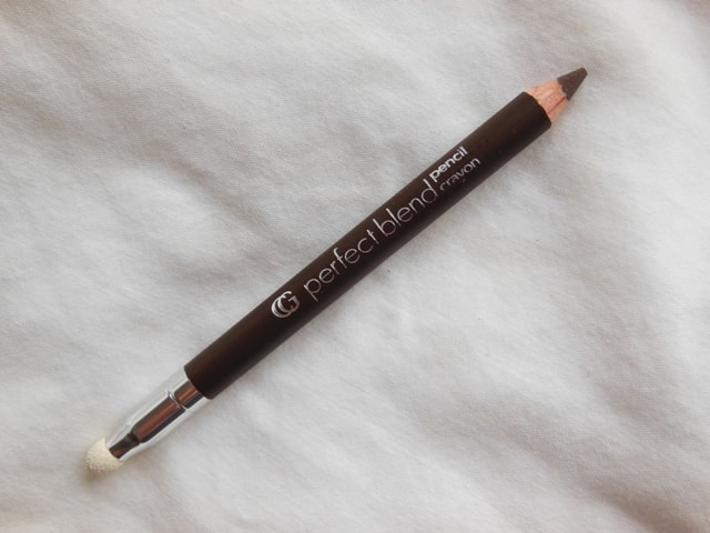 Covergirl Perfect blend Eye Pencil-Black Brown Review