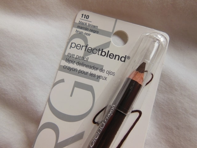 Covergirl Perfect blend Eye Pencil Black Brown
