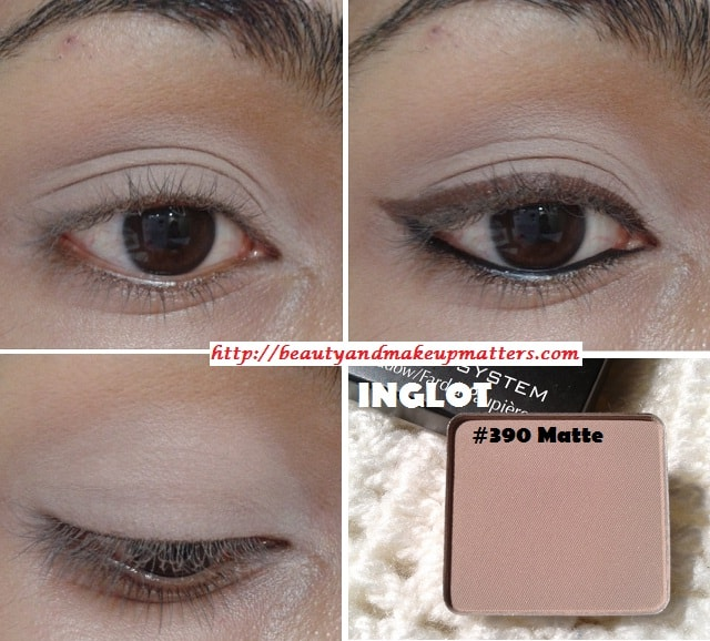 Inglot-Freedom-System-Eye-Shadow-390-Matte-EOTD
