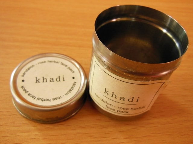 Khadi Sandalon-ROse Face Pack