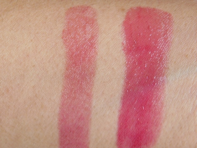 L'Oreal Color Riche Caresse Lipstick Cherry Tulle Swatch