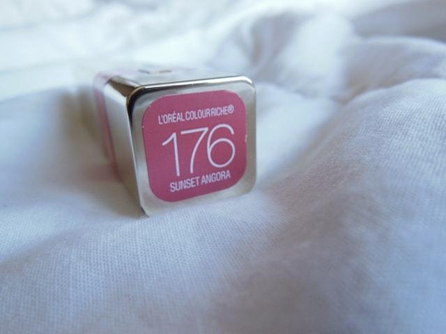 L'Oreal Paris Color Riche Caresse Lipstick-Sunset Angora 176