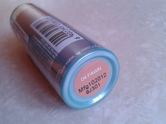 Maybelline ClearGlow BB Stick Fawn Review