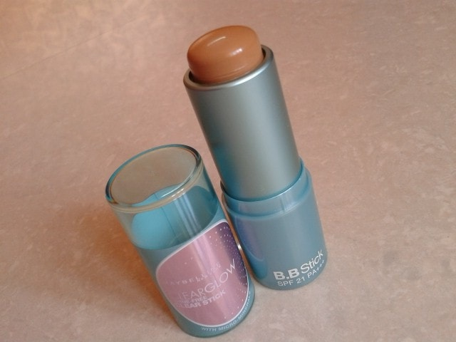 Maybelline ClearGlow Shine-free BB Stick-Fawn Review