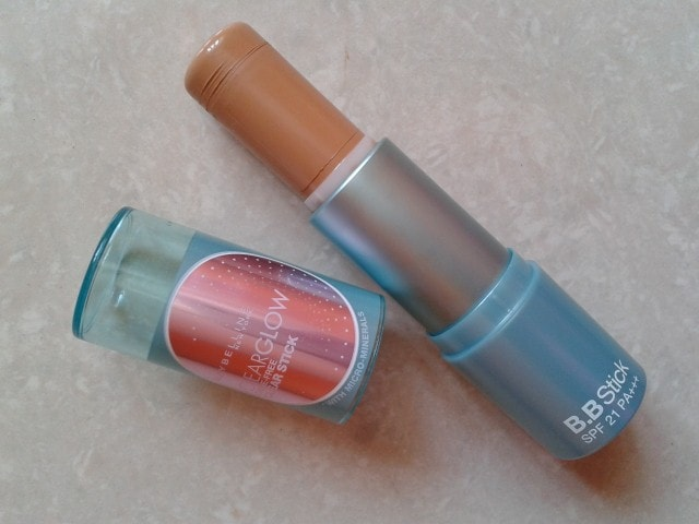 Maybelline ClearGlow Shine-free BB Stick Review